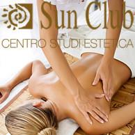 SUN CLUB<BR>CENTRO STUDI ESTETICA